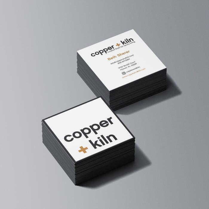 Copper + Kiln